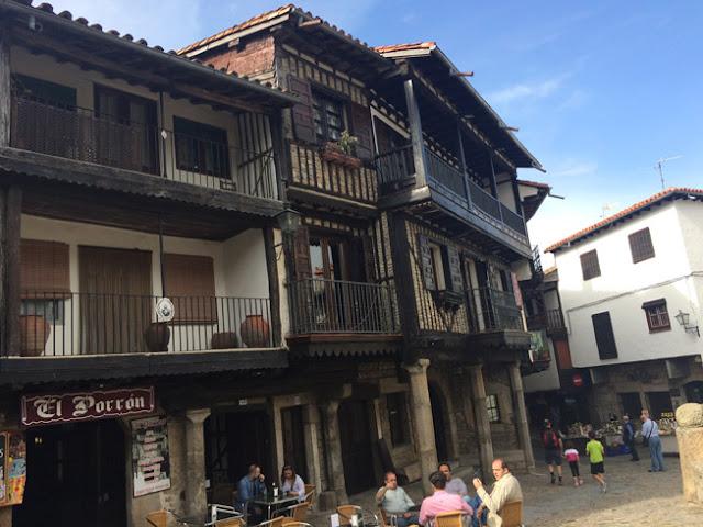 La Alberca (Salamanca). Antigua Cárcel. caravaneros.com