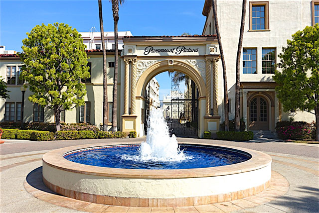 Paramount Studio Tour - Hollywood, CA