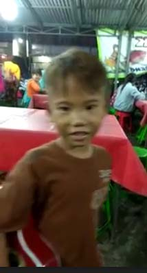 Video Anak yang menyebut Wakil Walikota Tanjungbalai H Zul.
