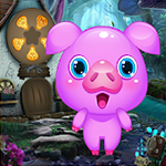 Play Games4King Cute Pig Rescue