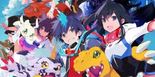 Suivez toute l'actu de Digimon World : Next Order sur Japan Touch, le meilleur site d'actualité manga, anime, jeux vidéo et cinéma
