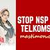Cara UNREG NSP Telkomsel 1212 terbaru dengan mudah