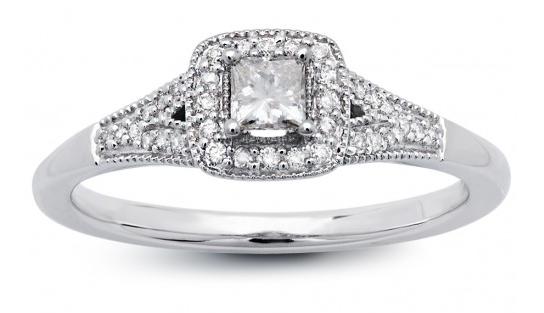 订婚戒指趋势