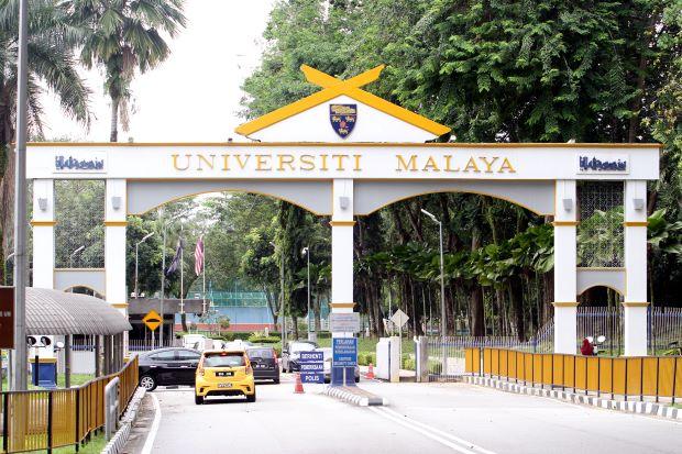 University%2BMalaya - Universiti Malaya Rangkul Kedudukan 20 Teratas