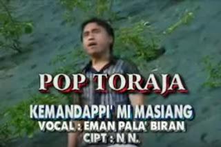 Download Lagu Toraja Kemandappi' Mi Masiang (Eman Pala'biran)
