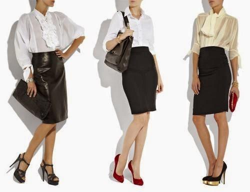 ac512750c Sabes cómo elegir una falda para ir al trabajo? | EL BLOG QUE ESTÁ ...
