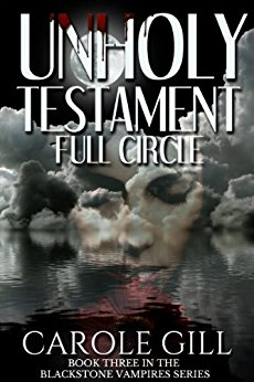 BOOK3, UNHOLY TESTAMENT FULL CIRCLE