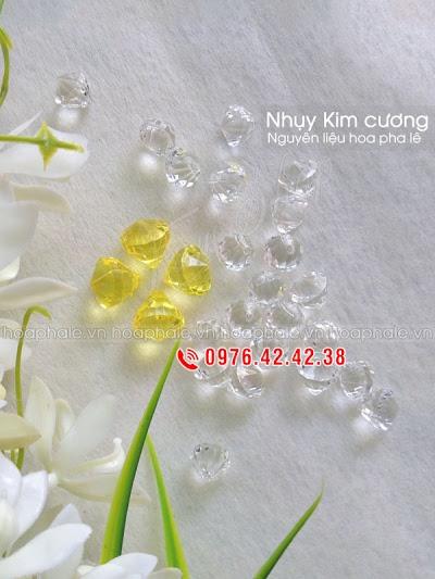 Nguyen lieu hoa pha le tai Gia Lam