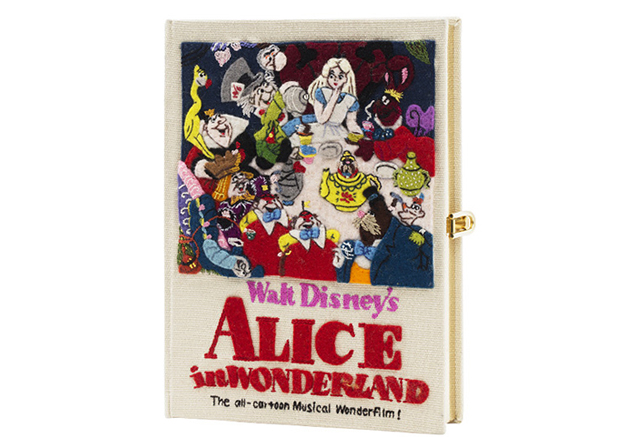 Olympia Le-Tan Disney Alice In Wonderland Bag