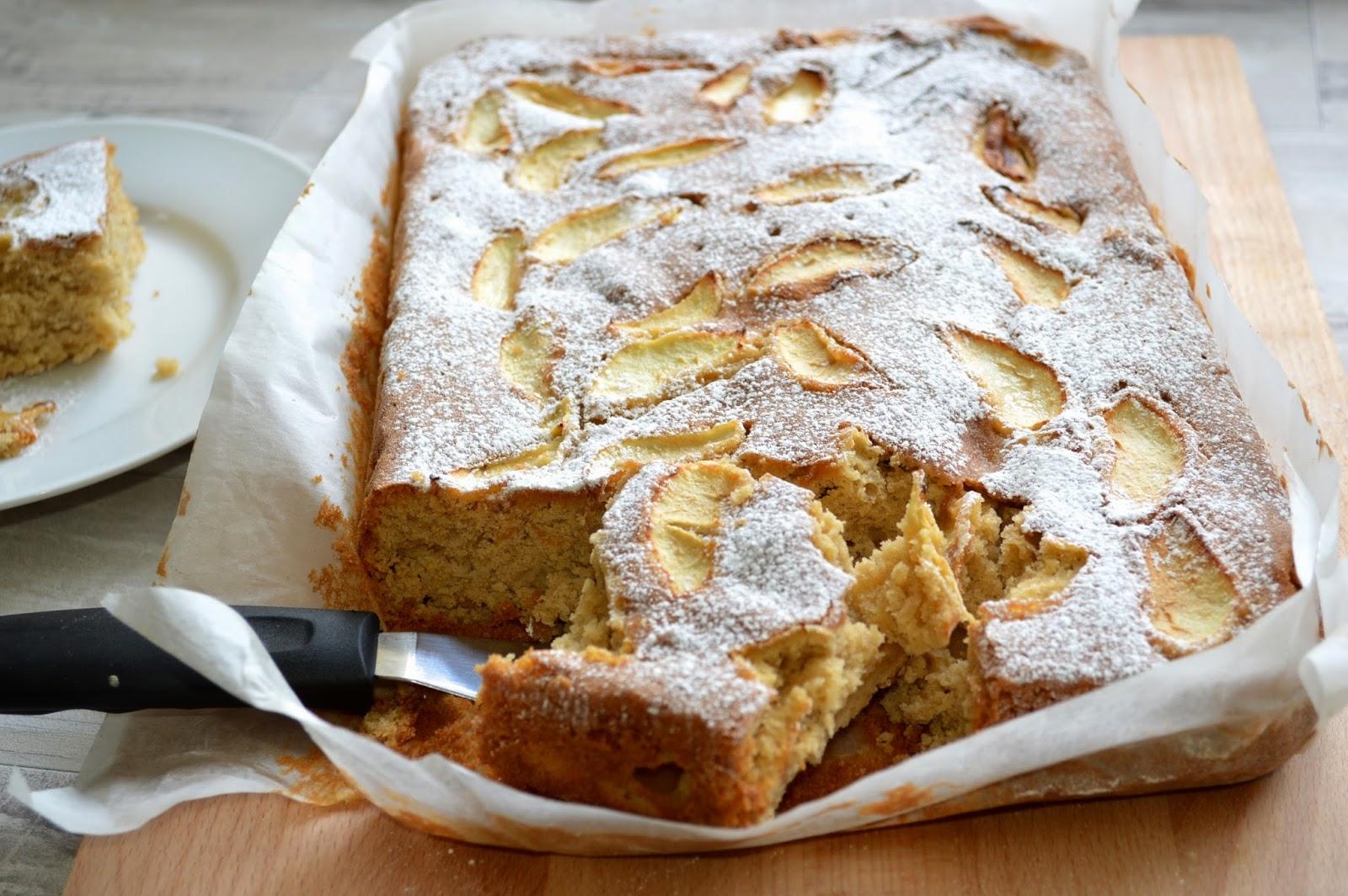 Kitchen Delights Mary Berry S Spiced Dorset Apple Traybake Recipe