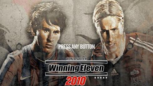 Download Winning Eleven 10 PPSSPP