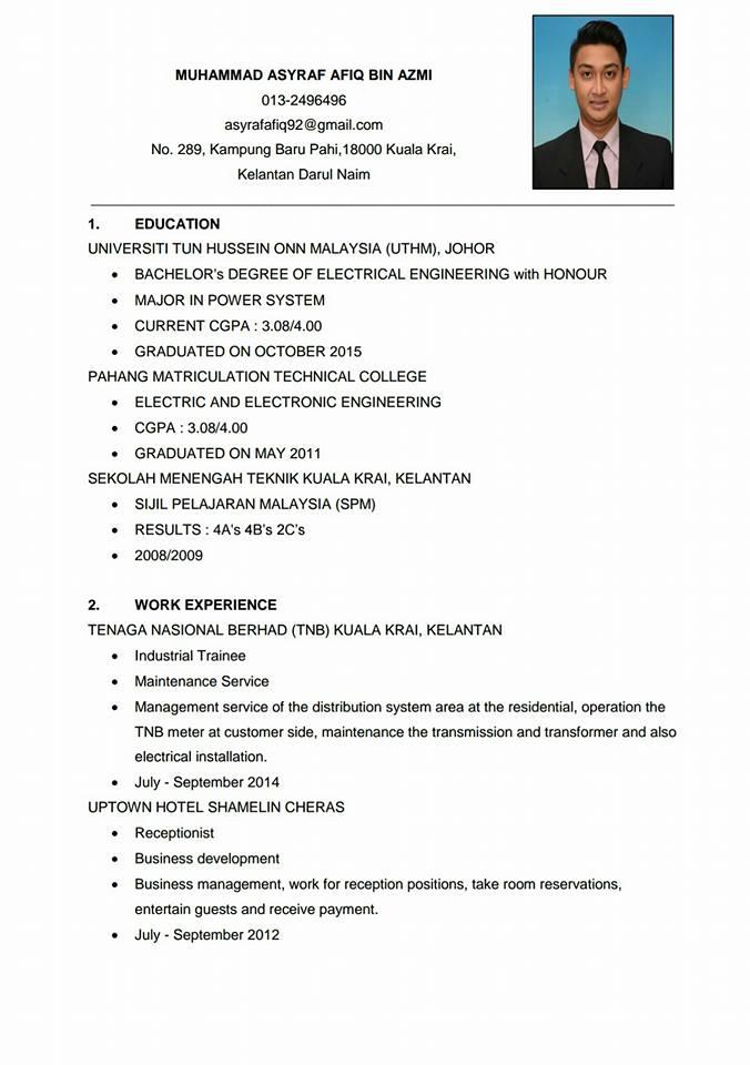 Contoh Resume Bahasa Indonesia Dan Inggris Contoh Resume Praktikal
