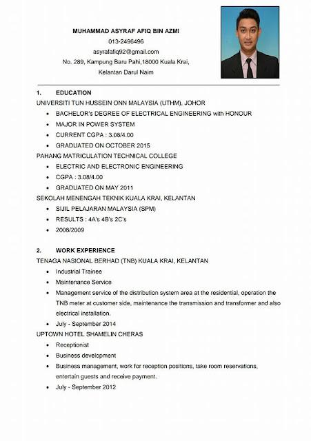 Contoh resume terbaik di facebook http://buatresume.blogspot.com/