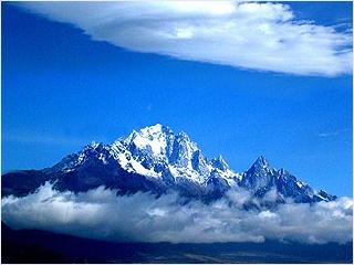 ภูเขาหิมะมังกรหยก (Jade Dragon Snow Mountain)