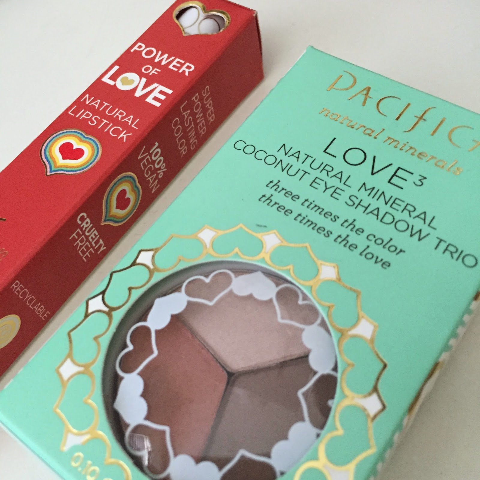 Power Of Love Natural Lipstick by pacifica #22