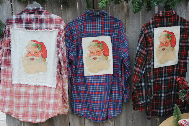 Christmas Flannel Shirt