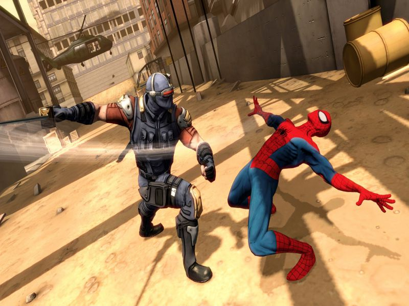 Spider Man Shattered Dimensions Game Download Free For Pc