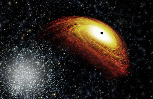 Supermassive Black Hole CXO J101527.2+625911