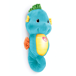 Fisher Price Soothe & GlowSeahorse