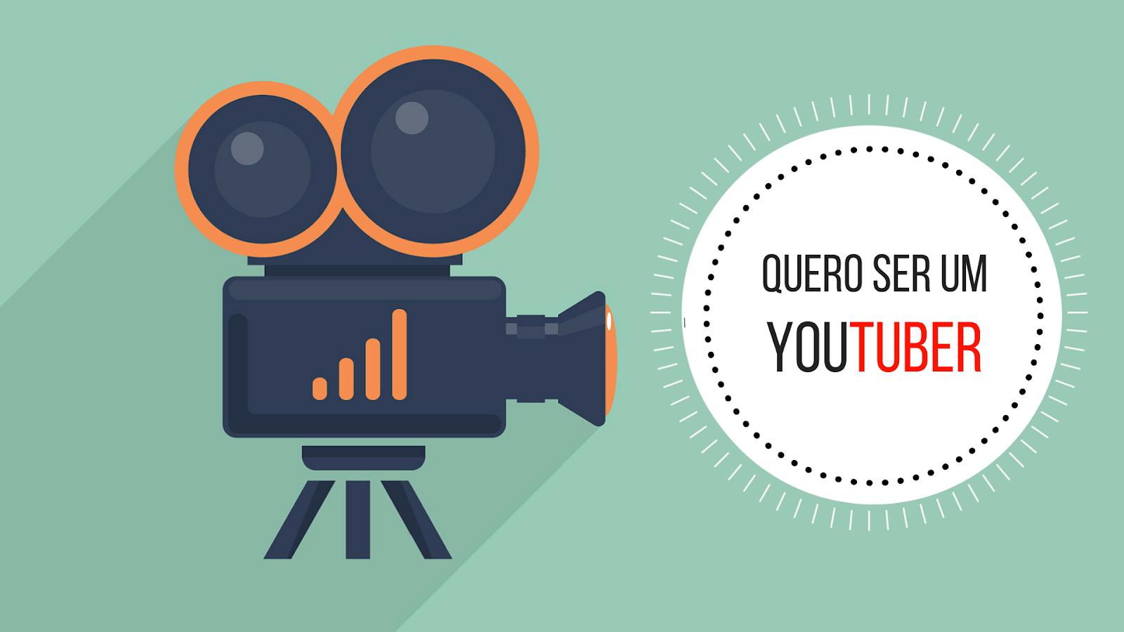 Trabalho em casa para deficientes: Seja um youtuber