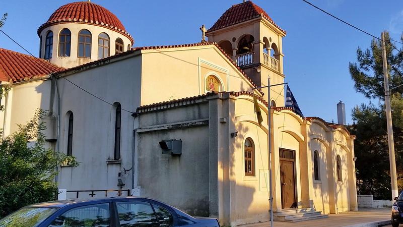 Πανήγυρις Ιερού Ναού Αγίου Παντελεήμονος Παλαγίας Αλεξανδρούπολης