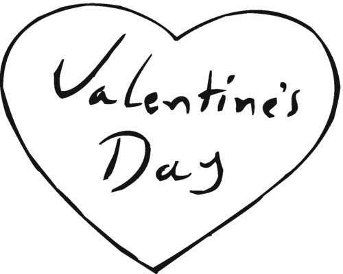 Free Coloring Pages : 8 Free Valentines Heart Coloring Pages