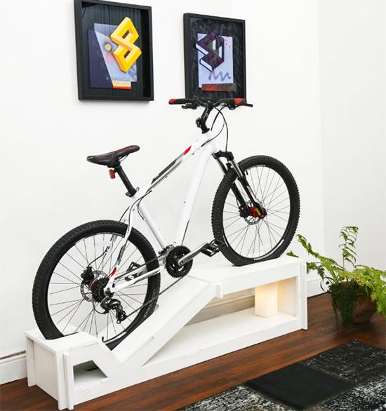 guardar bicicleta, pendurar bicicleta, faça você mesmo, diy, a casa eh sua, acasaehsua, decoração, decor, bike storage, bike hanger, chol1