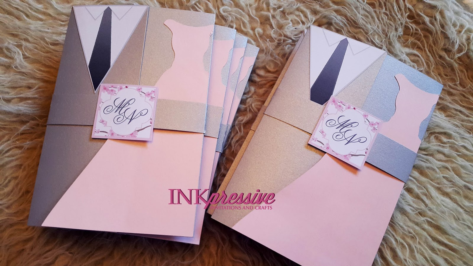 Wedding Invitation Package Philippines Perfect Letter