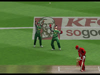 KFC Big Bash League T20 Patch Gameplay Screen 5