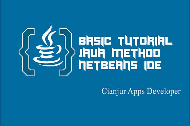 Panduan dasar cara menggunakan Method Void, Return dan Static pada Java