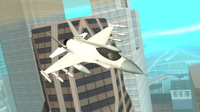 GTA V P996 Lazer Jet Mod GTA SA Mobile GTAAM BLOGSPOT