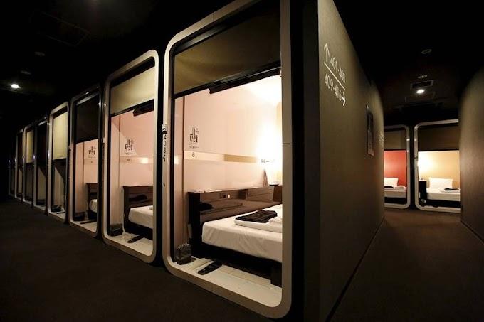 【日本住宿】讓你體驗飛機商務艙的感覺 First Cabin 主題旅館