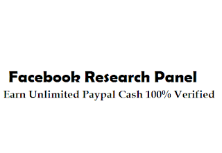 Facebook Research App | Earn $200 Per Month Easily | Social Media Paid Research Project [India]