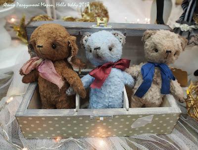 Hello teddy 2018 фото