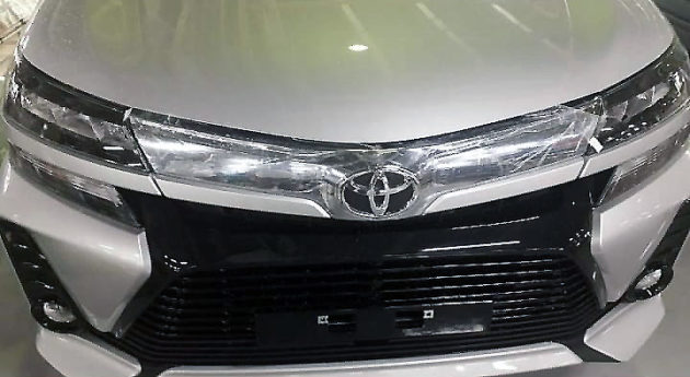 All New Toyota Avanza Veloz 2019 Harga Mobil Kijang Innova Facelift Ms Blog The Facelifted And Mpv Have Leaked In Indonesia Images Posted By Autonetmagz Family Vans A
