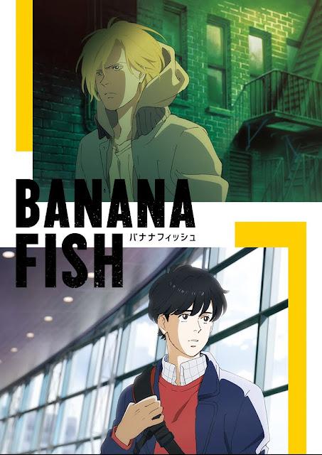 Banana Fish terá anime em Julho