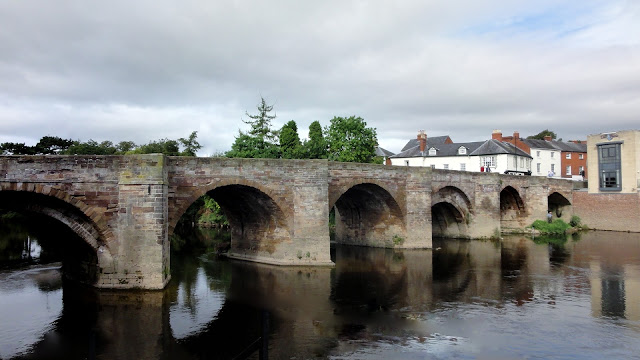 Old Bridge Hereford