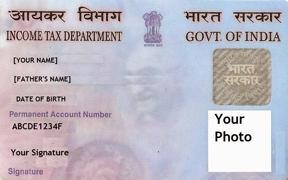 change PAN card online or offline