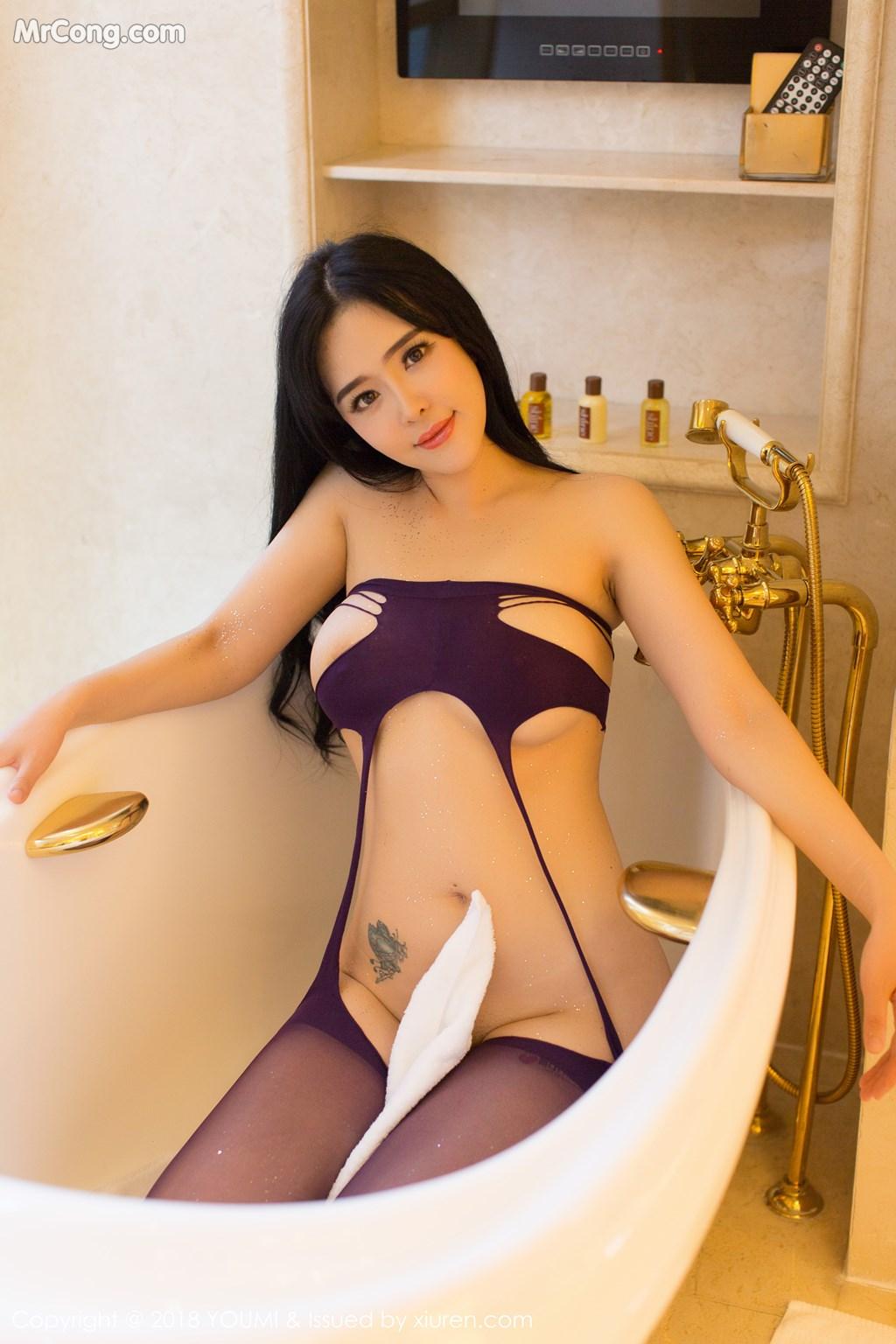 Image YouMi-Vol.124-Liu-Yu-Er-MrCong.com-031 in post YouMi Vol.124: Người mẫu Liu Yu Er (刘钰儿) (41 ảnh)