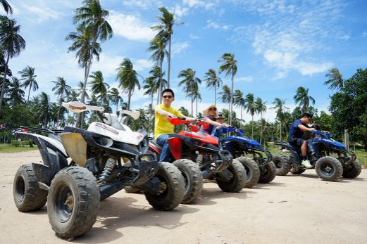 ATV Extreme Packages from Namuang Safari Park Koh Samui