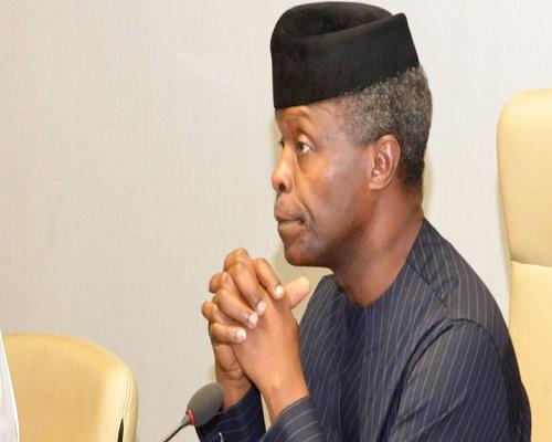 Osinbajo keeps mum as Buhari declares VP position threatened