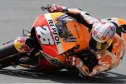 Dani Pedrosa Menang, Rossi Runner Up Moto GP San Marino 2016