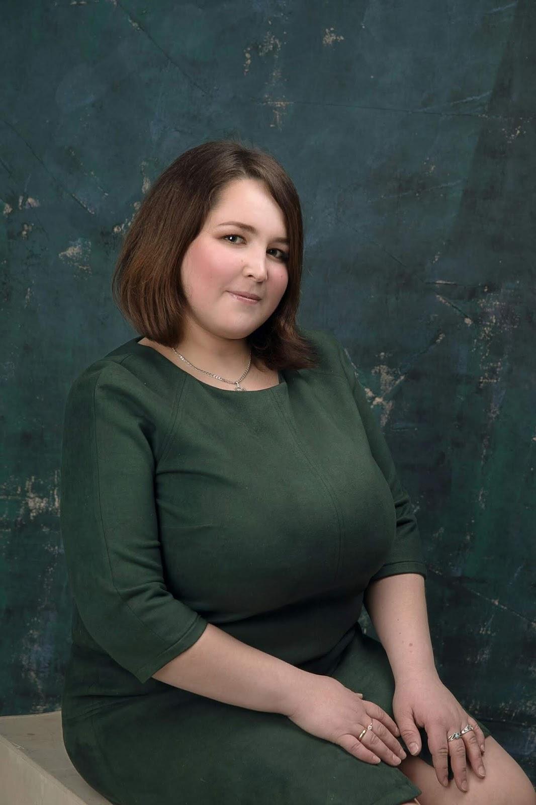 Busty russian woman ebony