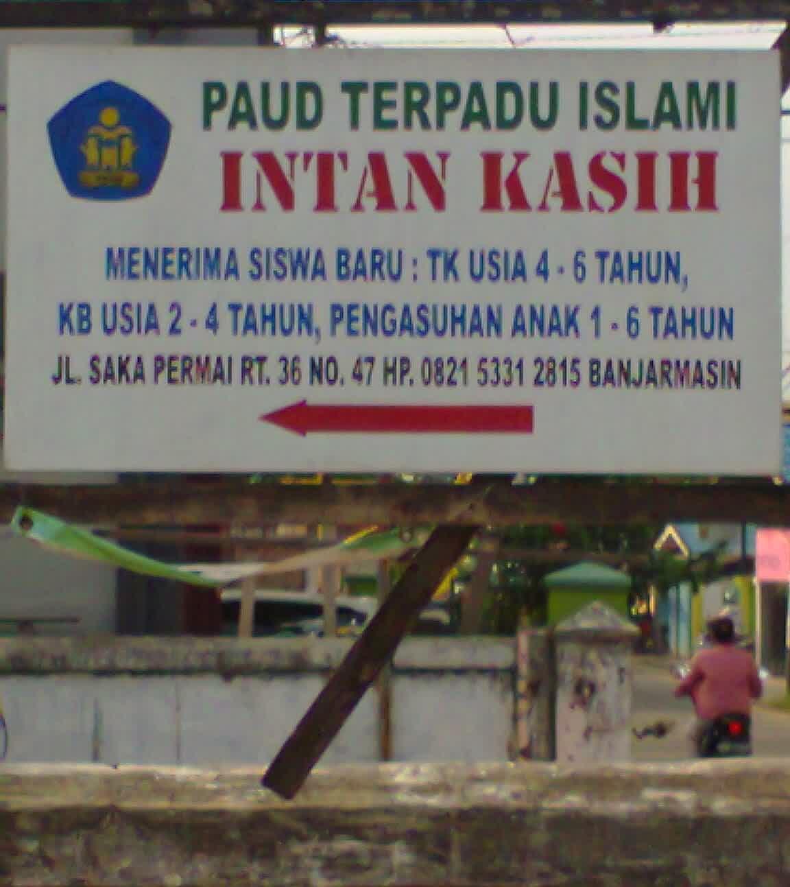 5 Contoh Papan Merek Lembaga PAUD TK KB TPA SPS - PAUD JATENG