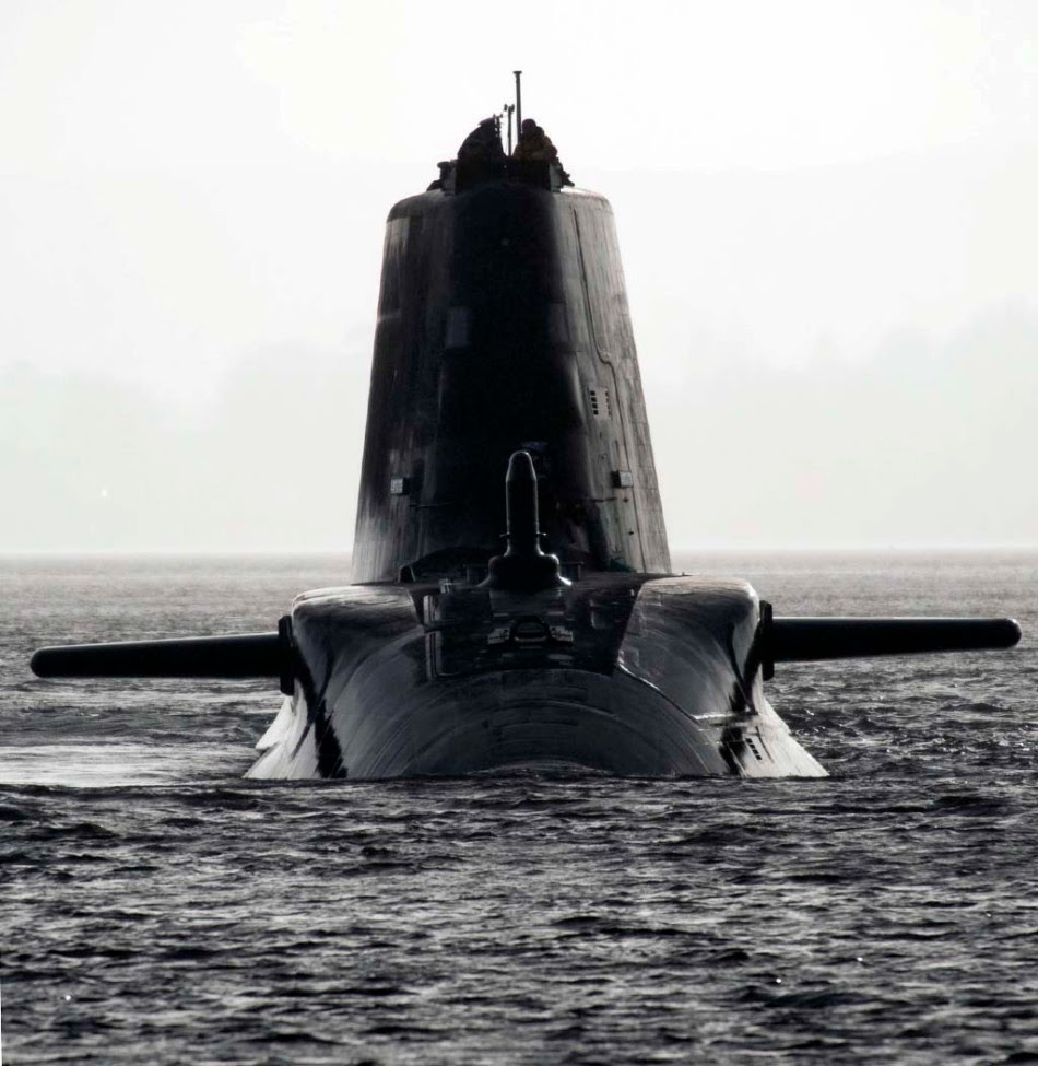 Royal Navy U0026 39 S Next Gen Nuclear Powered Strategic Ballistic