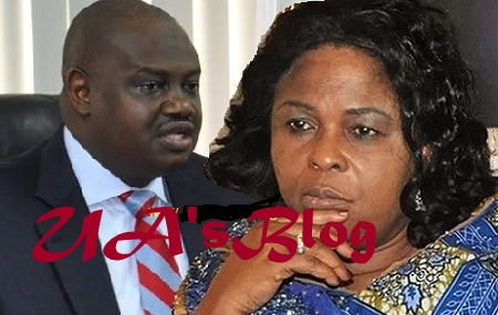 How Ex-EFCC Chairman, Lamorde Advised Patience Jonathan On How Best To Keep 'Stolen' $15.5m - Ex-First Lady Aide