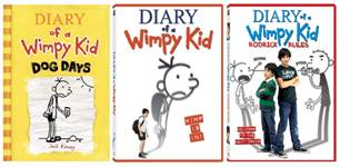 Susan heim on parenting july 2012 one 1 grand prize diary of a wimpy kid dog days book solutioingenieria Images