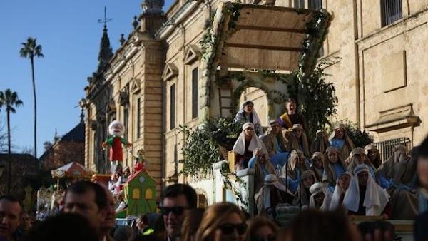 Horario e Itinerario de la Cabalgata de Reyes Magos de Utrera (Sevilla) 2019