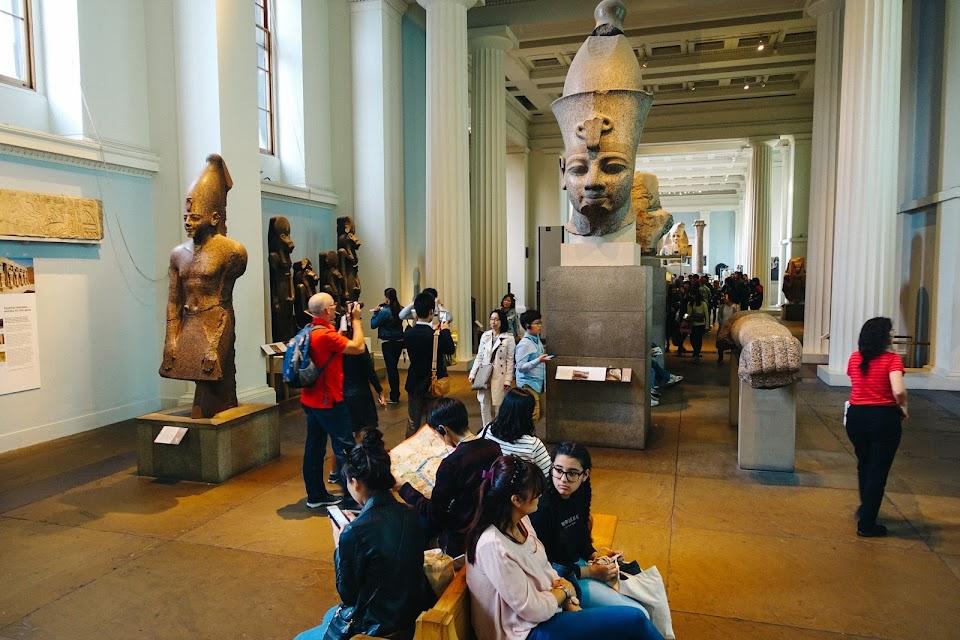 アメンホテプ3世の頭部と腕(Head and arm  Amenhotep III)