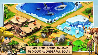 Wonder Zoo - Animal Rescue Apk Terbaru 2017